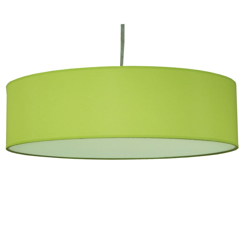 Thin XL Drum 3Lt Lime Green